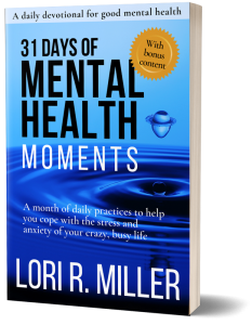 31 Days of Mental Health Moments